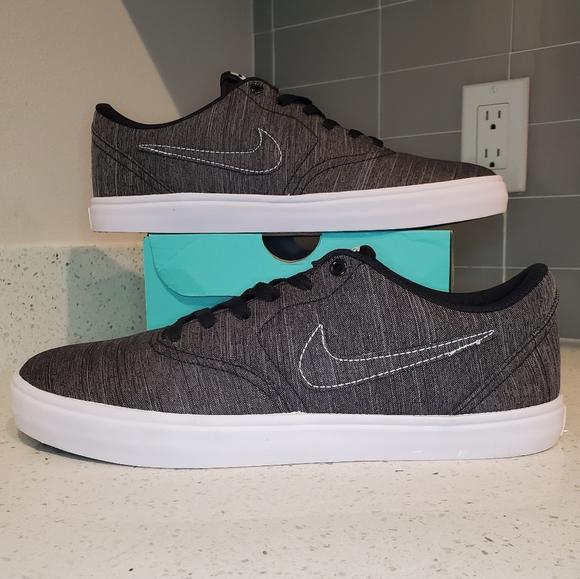 Nike Shoes Nike Sb Check Solar Cnvs Prm Poshmark